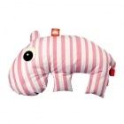DONE BY DEER HIPOPOTAM poduszka do karmienia 3w1 pink