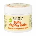 BENTLEY ORGANIC dziecięcy organiczny balsam ułatwiający oddychanie - na przeziębienia 50g