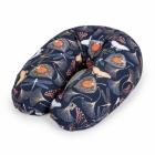 CEBA CEBUSZKA PHYSIO MULTI wielofunkcyjna poduszka dla kobiet w ciąży i dzieci wzór Gingo