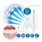 RIO BEAUTY BLUE LIGHT TEETH WHITENING zestaw do wybielania zębów