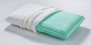 PERDORMIRE BIO MOORE GREEN TEA poduszka ergonomiczna