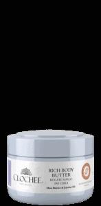 CLOCHEE bogate masło do ciała, zapach: migdałowo-kwiatowy 250ml