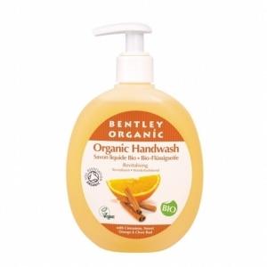 BENTLEY ORGANIC organiczne mydło w płynie odżywiające 250ml