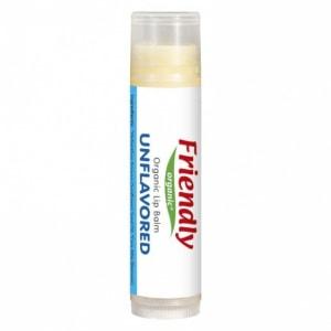 FRIENDLY ORGANIC organiczny balsam do ust bezzapachowy 4,25g