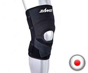 Zamst ZK-7 Kompresja oraz stabilizacja stawu kolanowego, wspiera pracę więzadeł krzyżowych