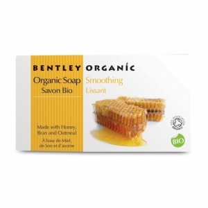 BENTLEY ORGANIC organiczne mydło wygładzające 150g