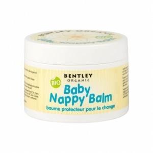 BENTLEY ORGANIC dziecięcy organiczny balsam do pielęgnacji pupy 100g