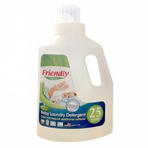 FRIENDLY ORGANIC płyn do prania ubranek dziecięcych bezzapachowy 739ml