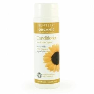 BENTLEY ORGANIC organiczna odżywka do włosów ze słonecznikiem, masłem shea i rumiankiem 250ml