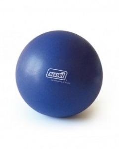 SISSEL Pilates Soft Ball 26 cm  Piłka do ćwiczeń pilates