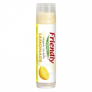 FRIENDLY ORGANIC organiczny balsam do ust lemoniada 4,25g