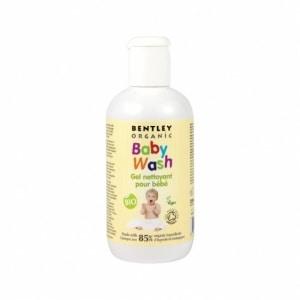 BENTLEY ORGANIC organiczny żel i szampon dziecięcy 100% naturalny 250ml