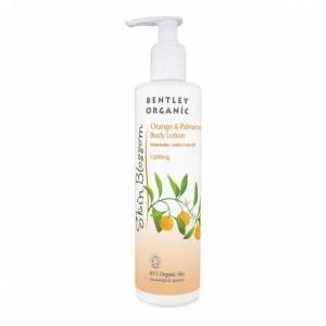 BENTLEY ORGANIC Skin Blossom mleczko do ciała ujędrniające 300ml