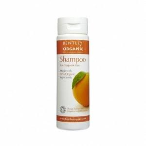 BENTLEY ORGANIC naturalny organiczny szampon do włosów do codziennego stosowania 250ml