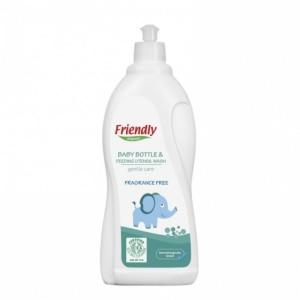 FRIENDLY ORGANIC płyn do mycia butelek dziecięcych bezzapachowy 300ml