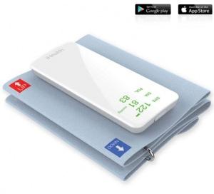 IHEALTH BP5S NEO SMART BLOOD PRESSURE MONITOR bezprzewodowy ciśnieniomierz naramienny z wyświetlaczem