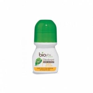 BIOPHA ORGANIC naturalny dezodorant w kulce Kwiat Tiare
