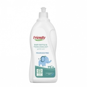 FRIENDLY ORGANIC płyn do mycia butelek dziecięcych bezzapachowy 739ml